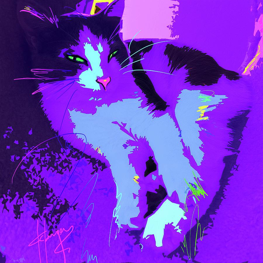 POP CAT Callie by DC Langer