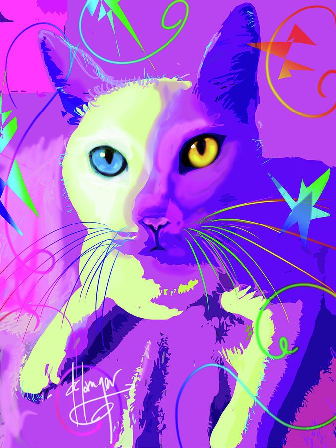 pOp Cat Cotton by DC Langer