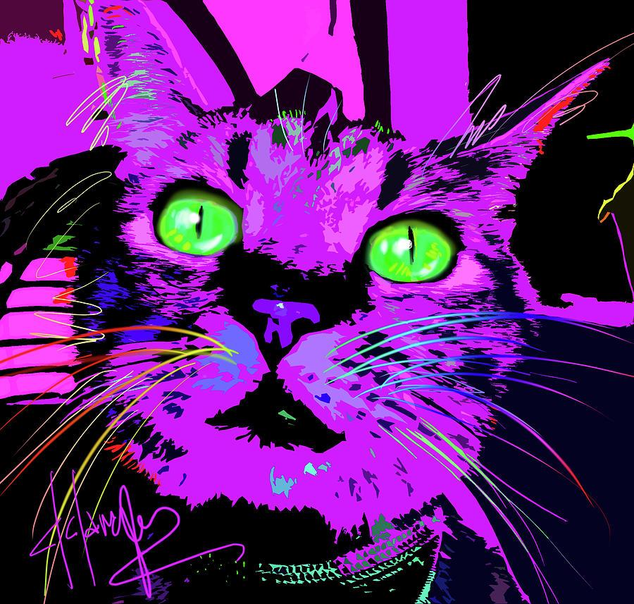 POP CAT Kali by DC Langer
