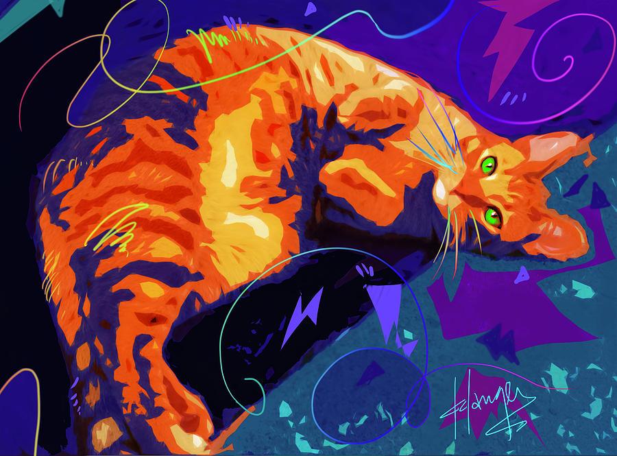 POP CAT Miles by DC Langer