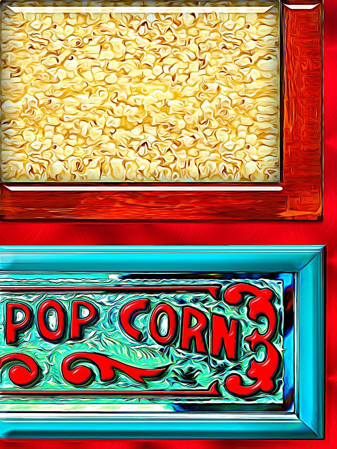 Pop Corn by Paul Wear