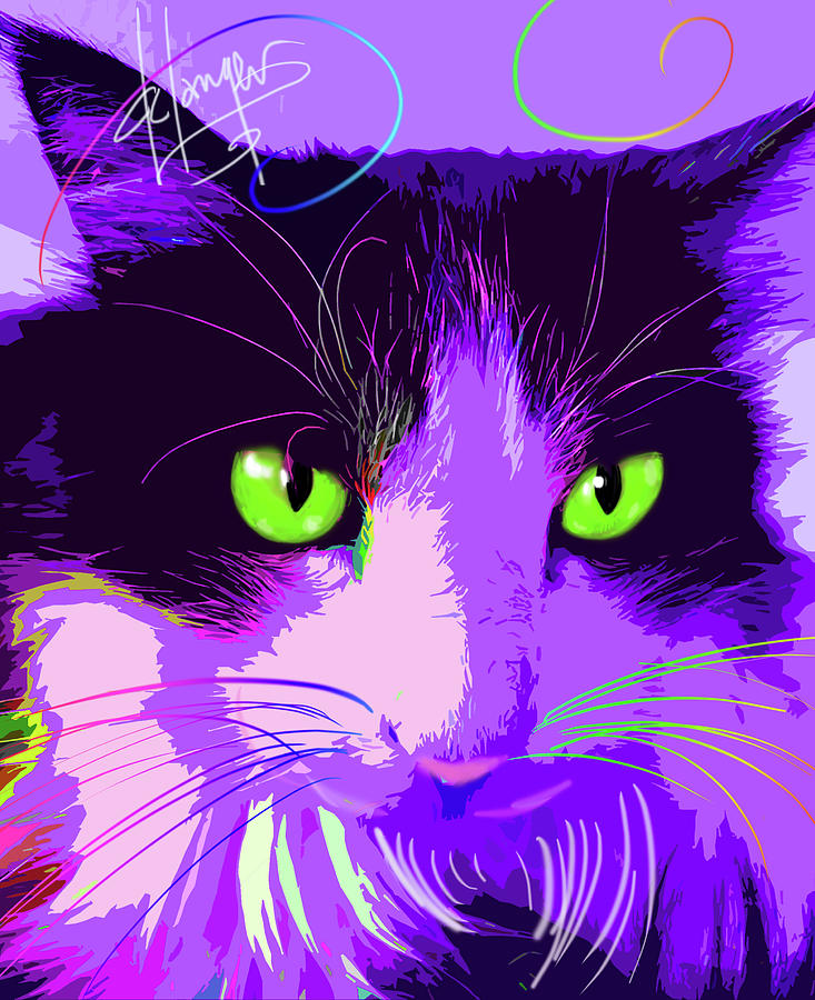 pOpCat Lacy Painting