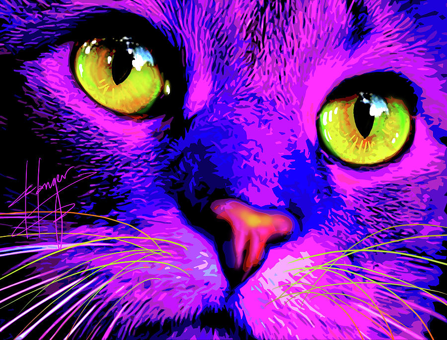 pOpCat Monet by DC Langer