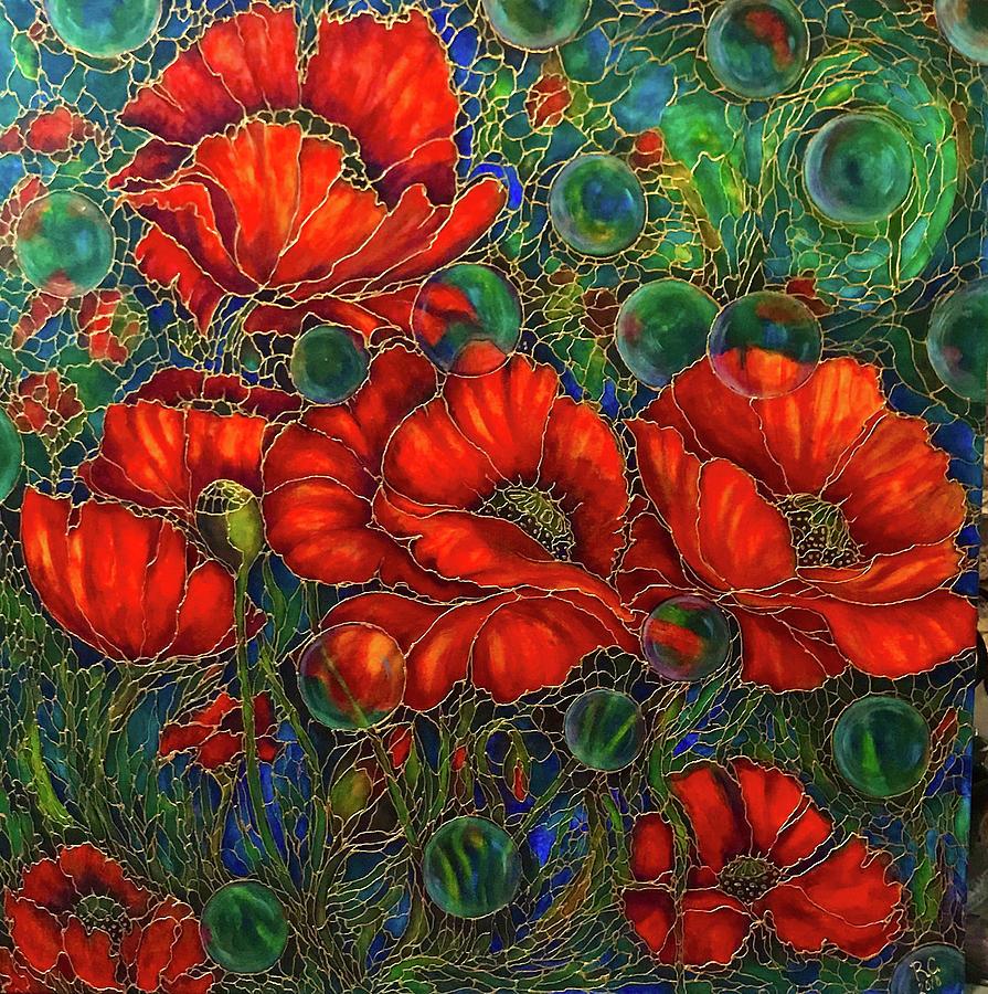Poppy Dreams by Rae Chichilnitsky