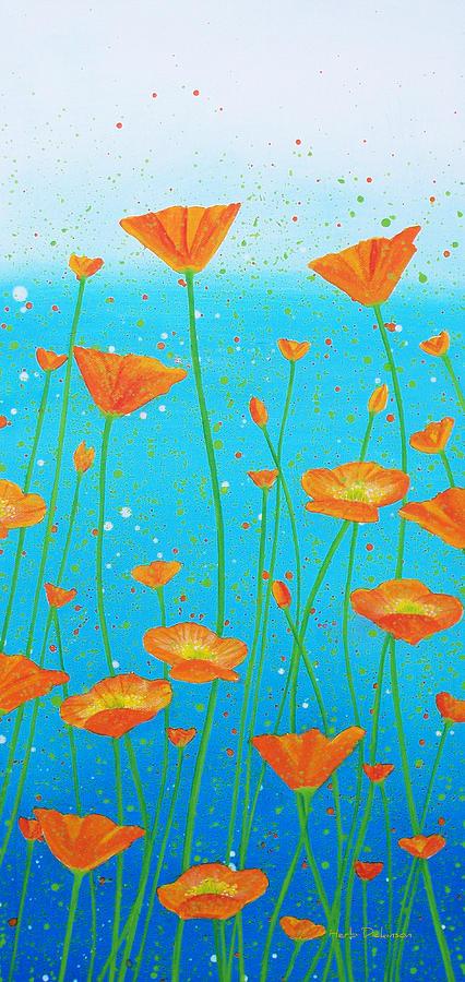 POPPY LOVE by Herb Dickinson