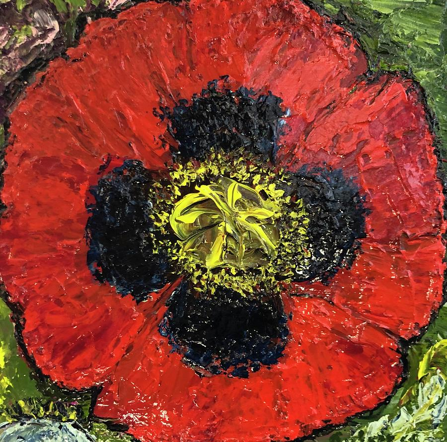 Poppy Power by Julene Franki