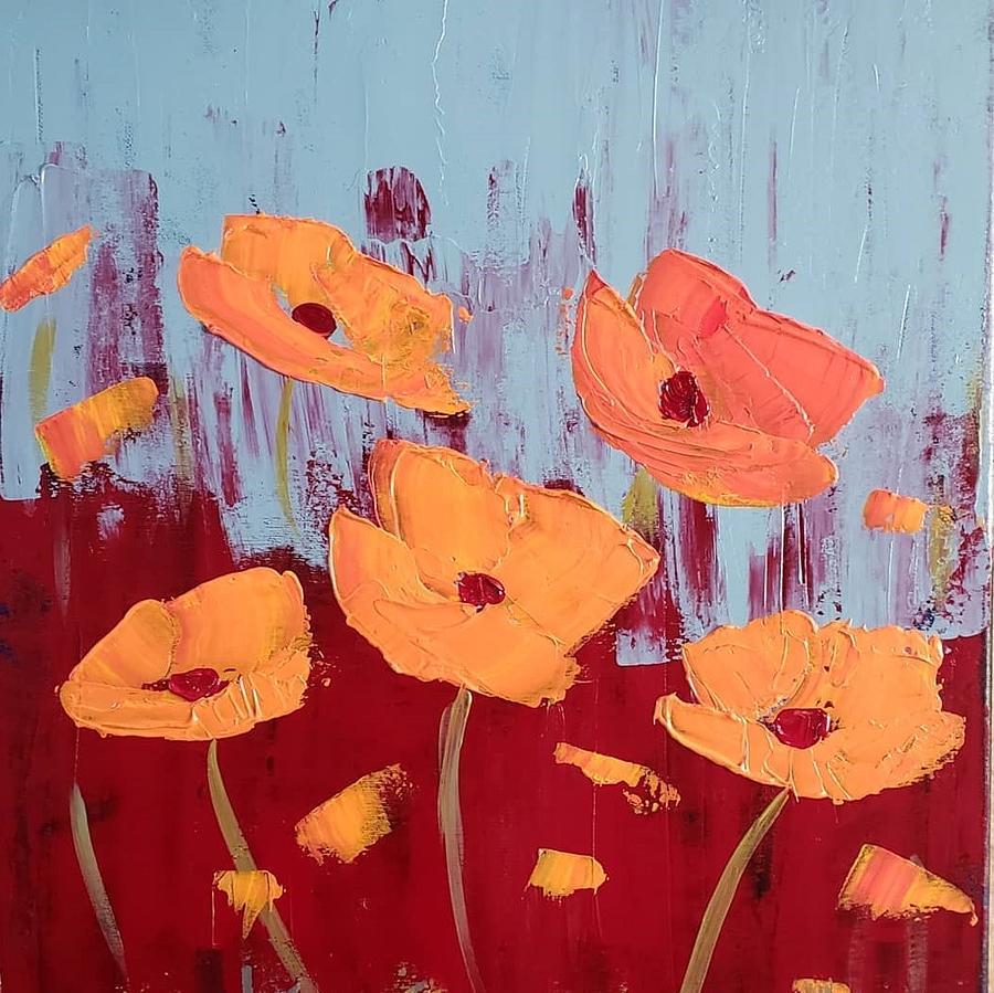 Poppyseed  by Magda Levin-Gutierrez