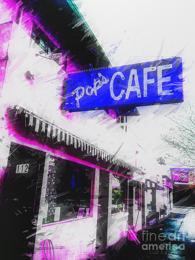 Pop's Cafe by Jenny Revitz Soper