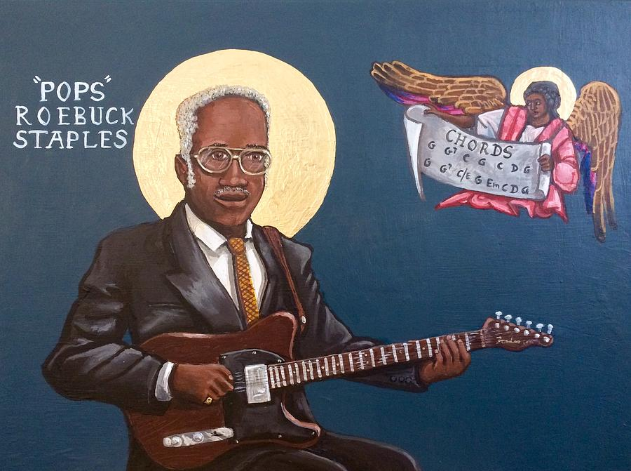 Pops Staples by Kelly Latimore