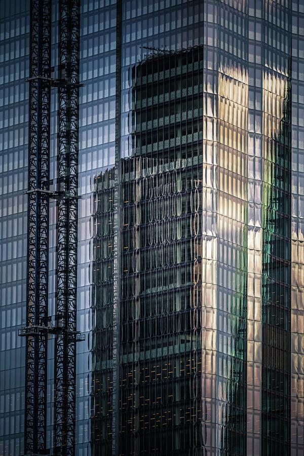 Portait Of London Architecture No 1 by Chris Fletcher