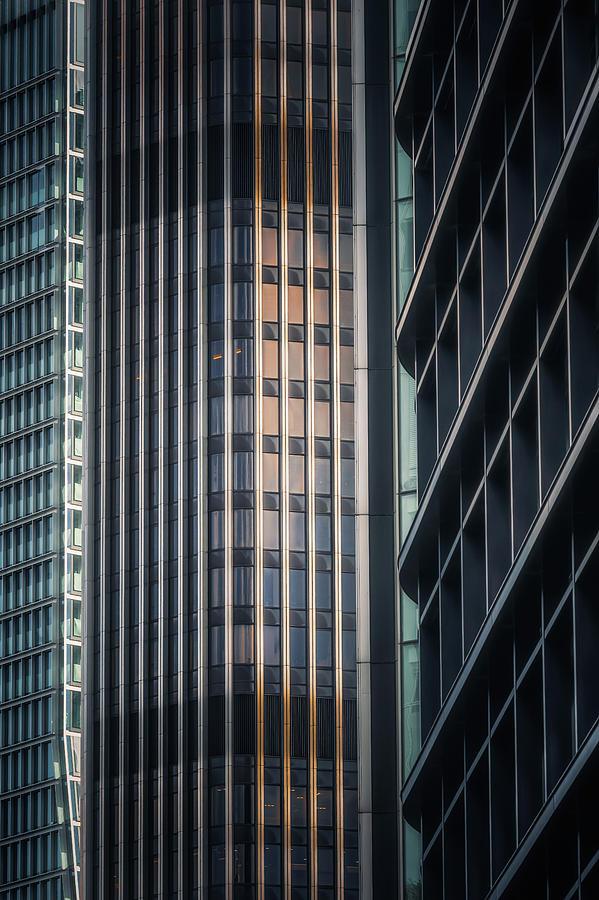 Portait Of London Architecture No 4 by Chris Fletcher
