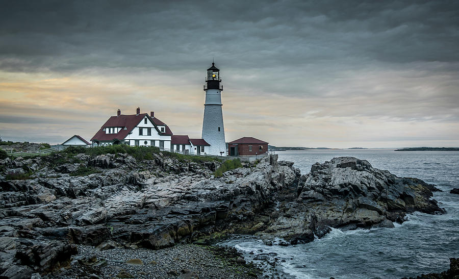 Portland Head Lighthouse by Jaime Mercado
