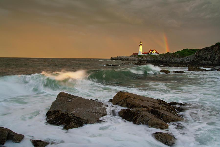 Portland Head Lighthouse Photograph by Lightvision
