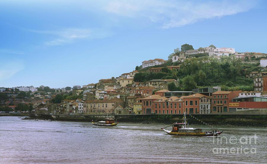 Porto River Douro Photograph