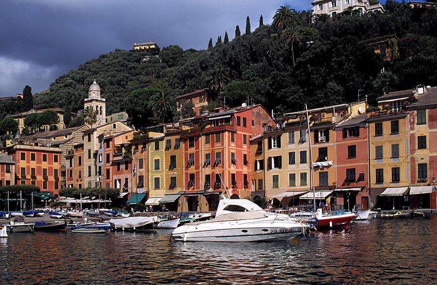 Portofino, Italian Riviera, Genoa Photograph by Designpics