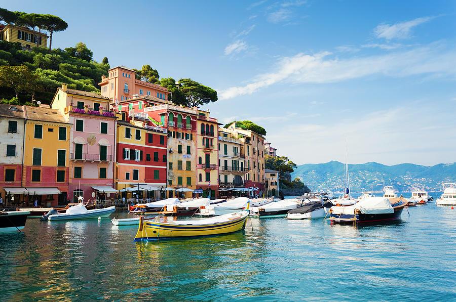 Portofino, Liguria, Italy Photograph by Brzozowska