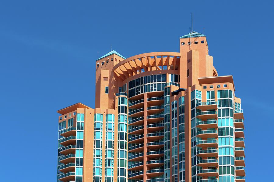 Portofino Tower, Miami Beach by ED GLEICHMAN