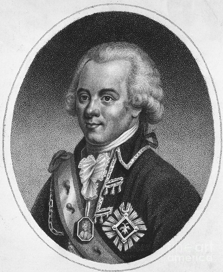 Portrait Engraving Of Paul I, Emperor Photograph by Bettmann