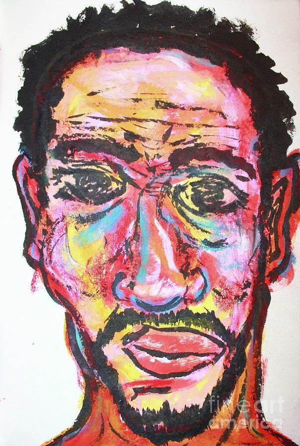 Portrait by Odalo Wasikhongo