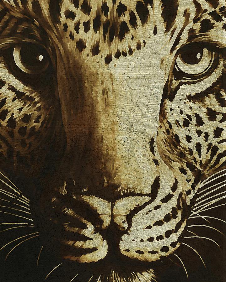 Portrait of a Cheetah by Jan Keteleer