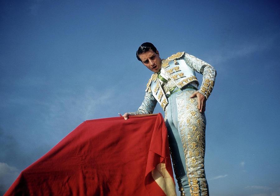 Portrait Of A  Matador Photograph by Michael Ochs Archives