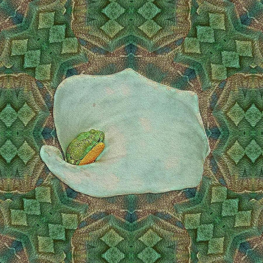 Portrait of a Swap Frog Prince by Diego Taborda