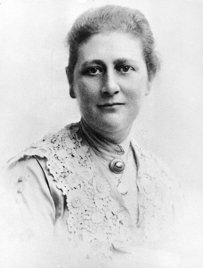 Portrait Of Author Beatrix Potter Photograph by Express Newspapers