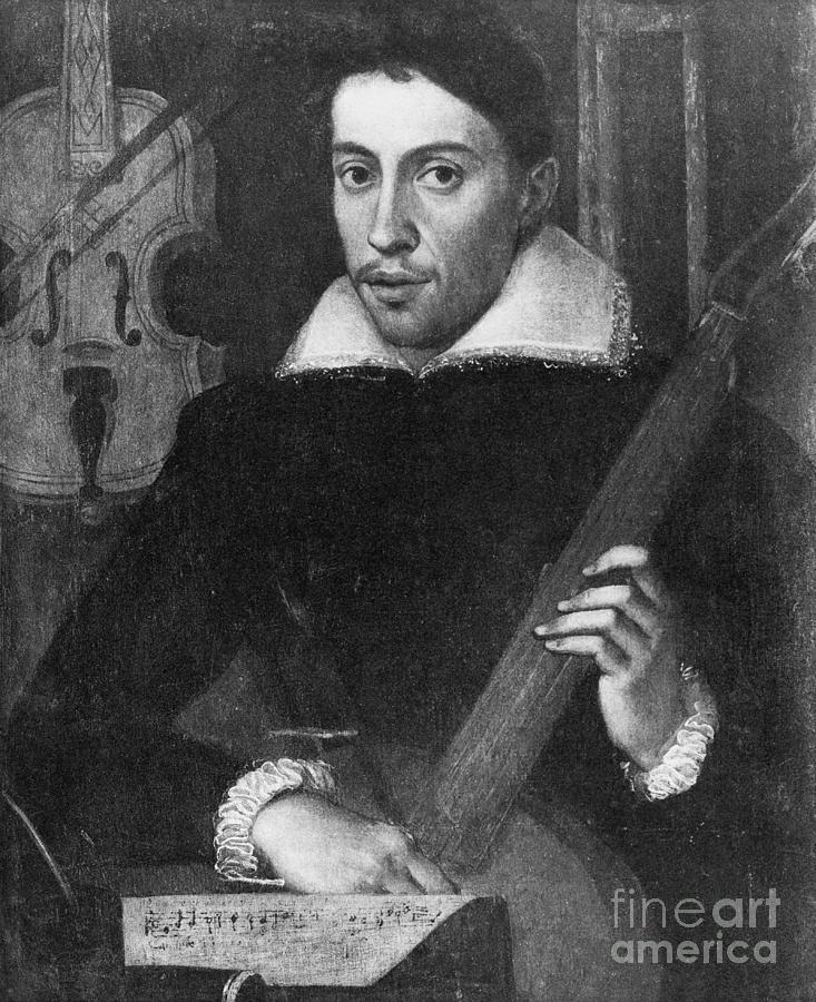 Portrait Of Claudio Monteverdi Photograph by Bettmann