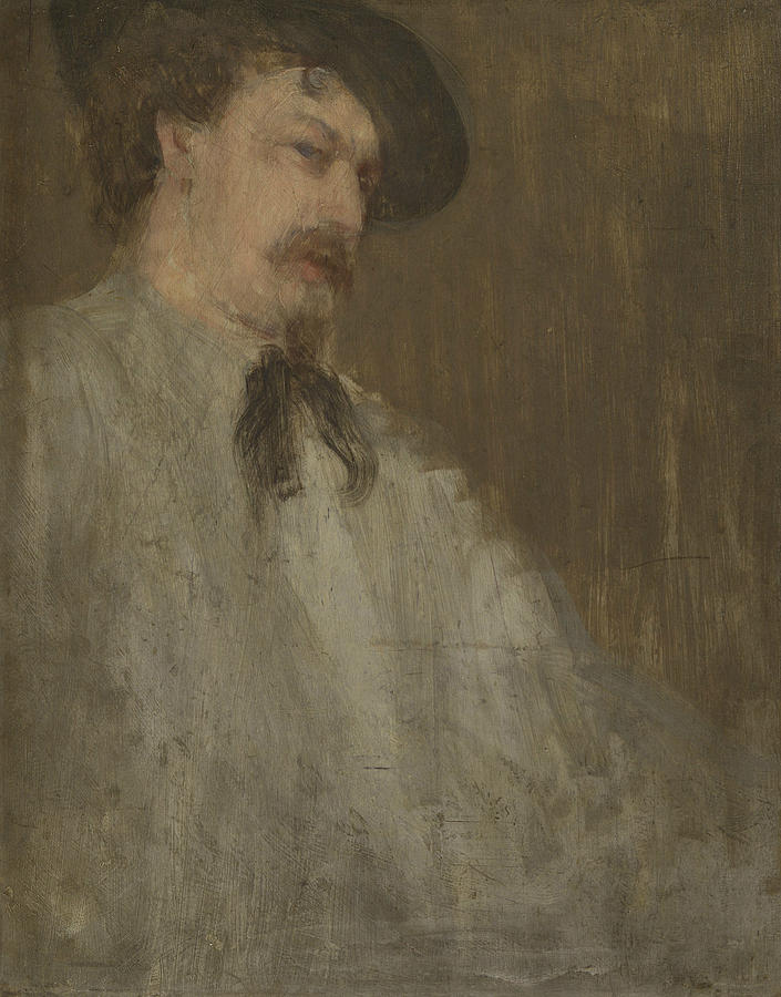 Portrait of Dr. William McNeill Whistler by James Abbott McNeill Whistler