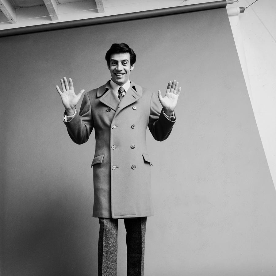 Portrait Of Jerry Orbach Photograph by Jack Robinson