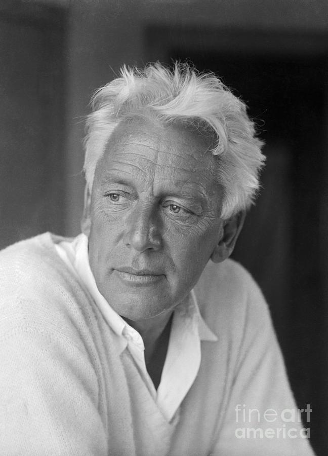 Portrait Of Max Forrester Eastman Photograph by Bettmann