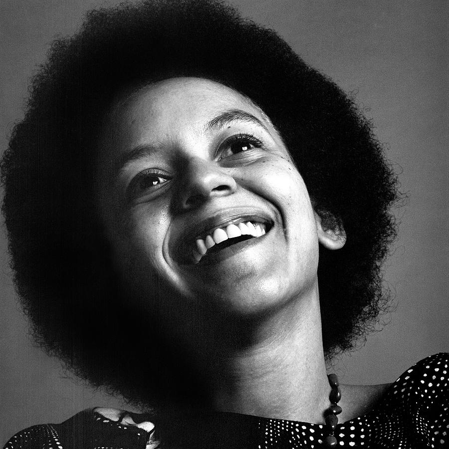 Portrait Of Nikki Giovanni Photograph by Jack Robinson