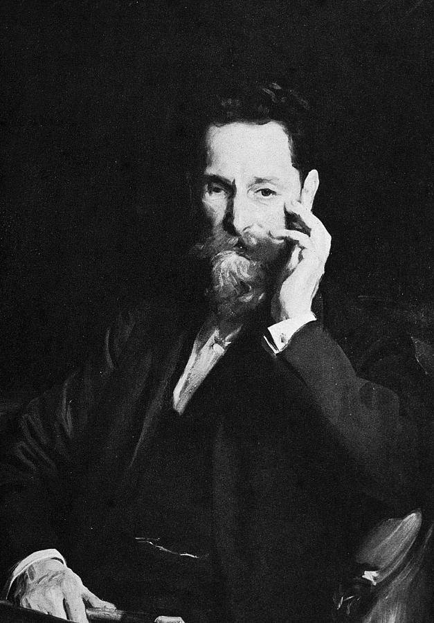 Portrait Of Publisher Joseph Pulitzer Photograph by Hulton Archive