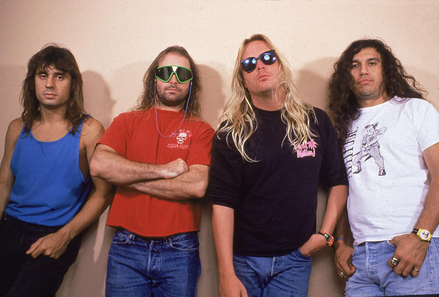 Portrait Of Slayer Photograph by Hulton Archive