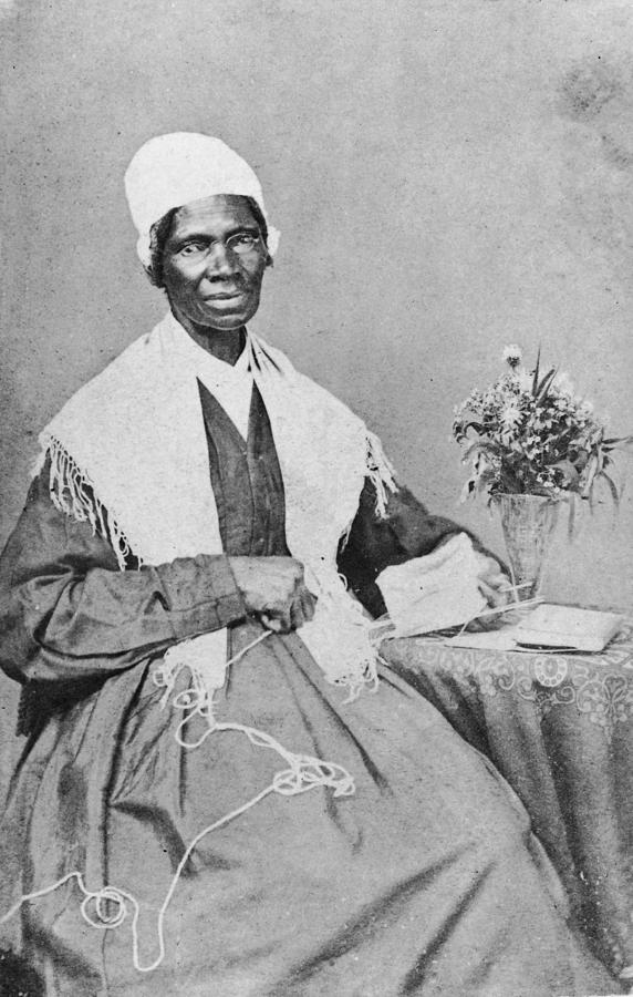 Portrait Of Sojourner Truth Photograph by Hulton Archive