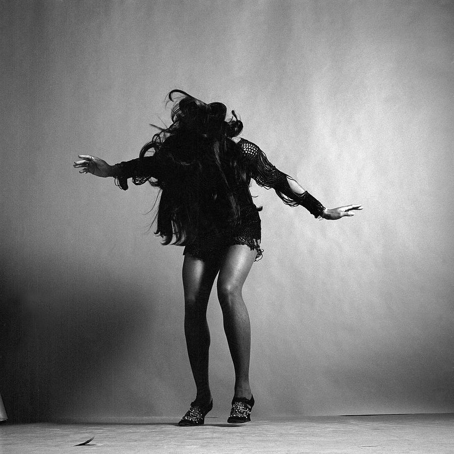 Portrait Of Tina Turner Photograph by Jack Robinson