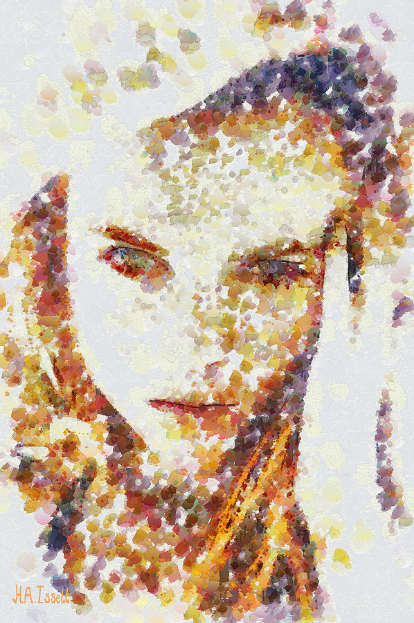 Portrait_Leonid 1 by Humphrey Isselt