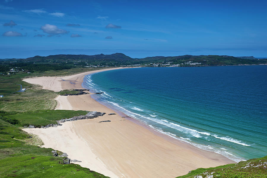 Portsalon Beach, County Donegal Photograph by Pawel.gaul