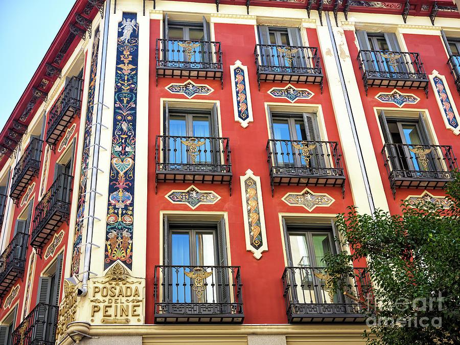 Posada del Peine Madrid by John Rizzuto