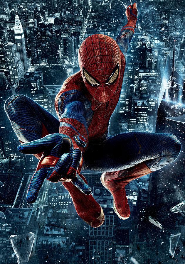 Poster The Amazing Spider Man 2 Homem Aranha Digital Art By Geek