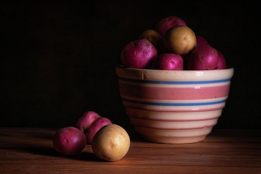 Potato Bowl by Tom Mc Nemar