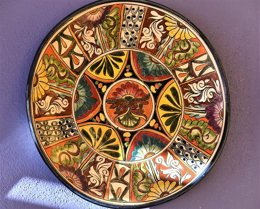 Pottery, Baja by Lisa Dunn