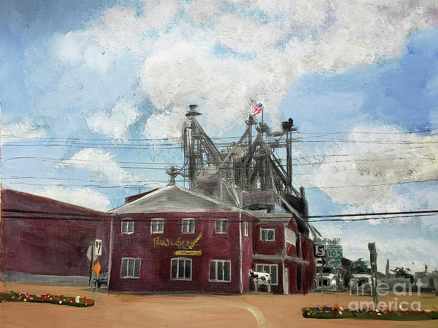 Poulin Grain in Newport by Donna Walsh
