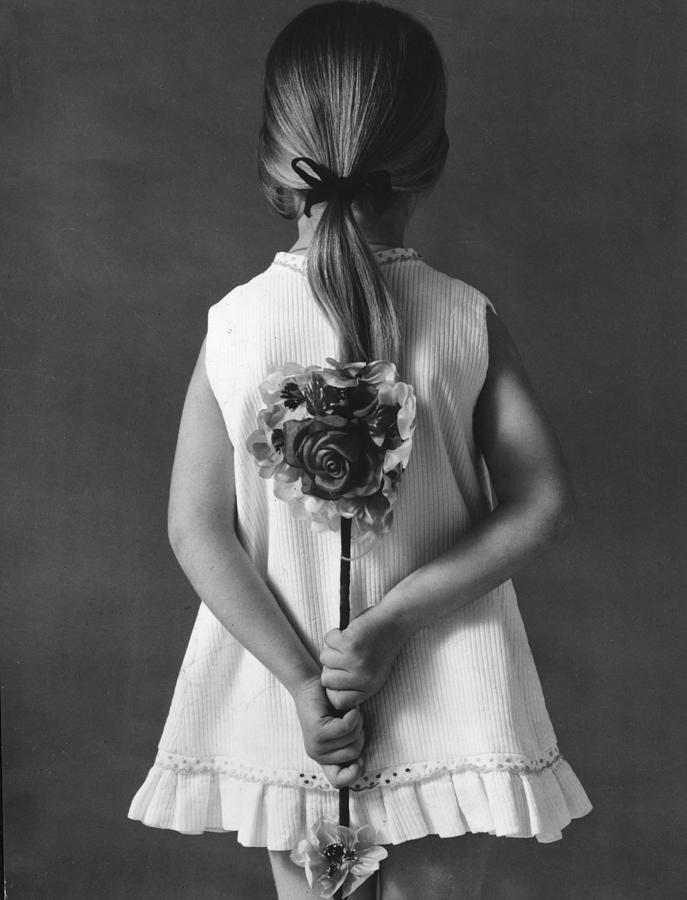 Pour Sa Maman Photograph by Keystone
