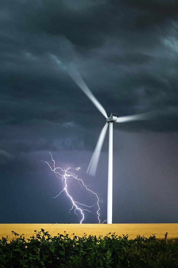 Power of Nature by Joe Kopp