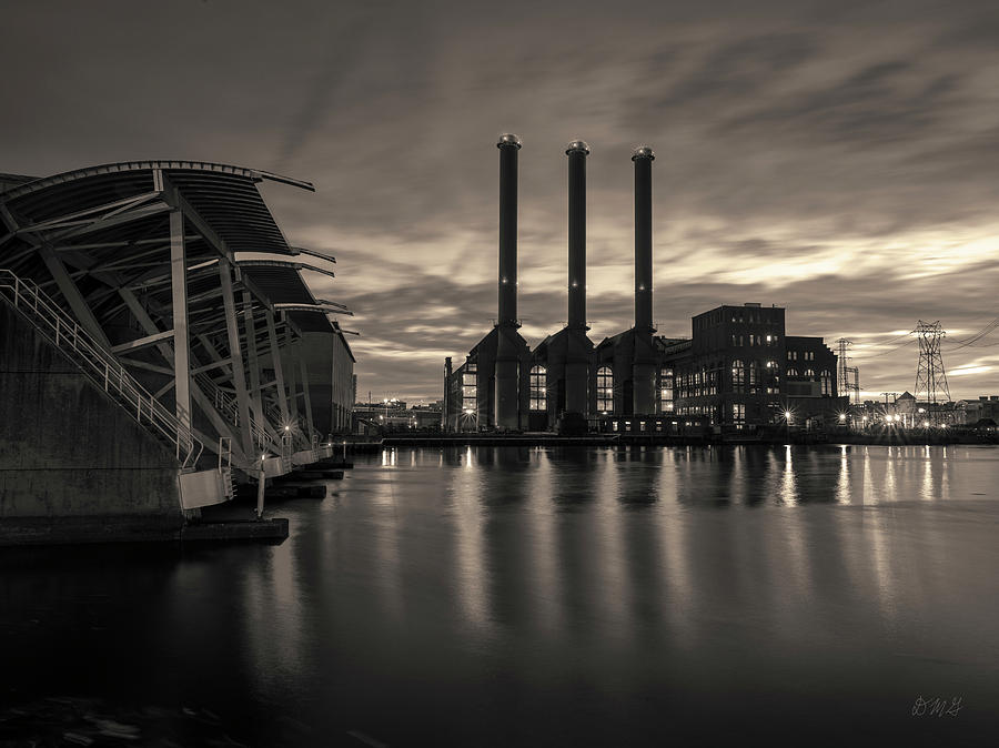 Power Station Providence RI II Toned by David Gordon
