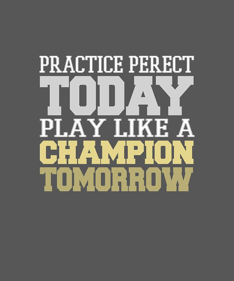 Practice Perfect by Shopzify