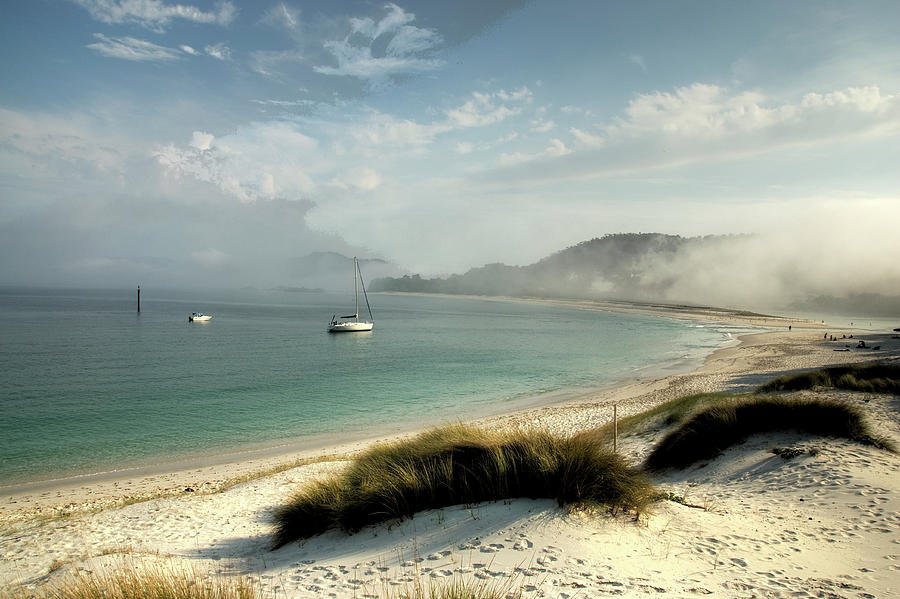 Praia Das Rodas. Illas  Cies Photograph by Roberto Herrero Garcia