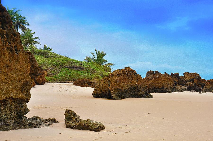 Praia De Tambaba-pb by Photolao