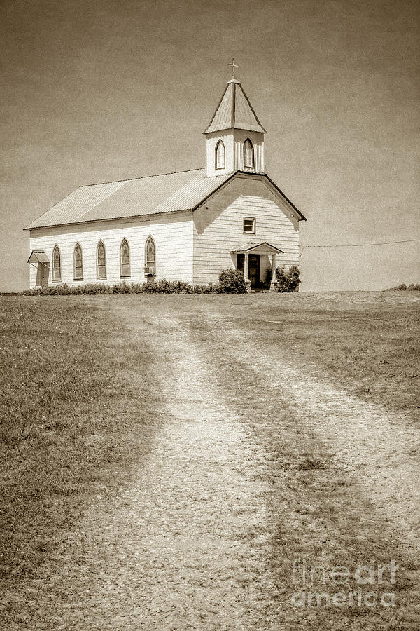 Prairie Church by Imagery by Charly